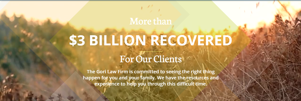 More than $3 Billion Recovered for our clients.